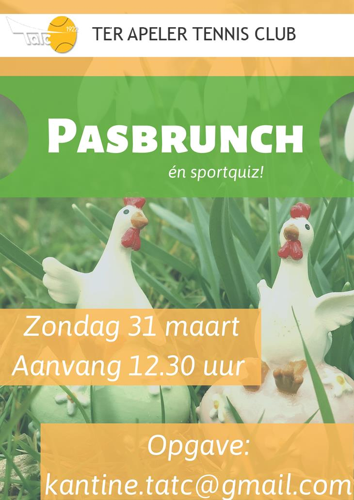 Pasbunch 2019